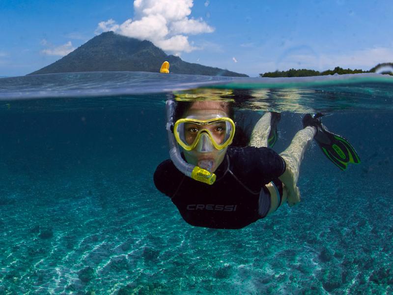 Une Merveilleuse Excursion De Groupe De Plongée En Apnée à Tavolara Et Molara